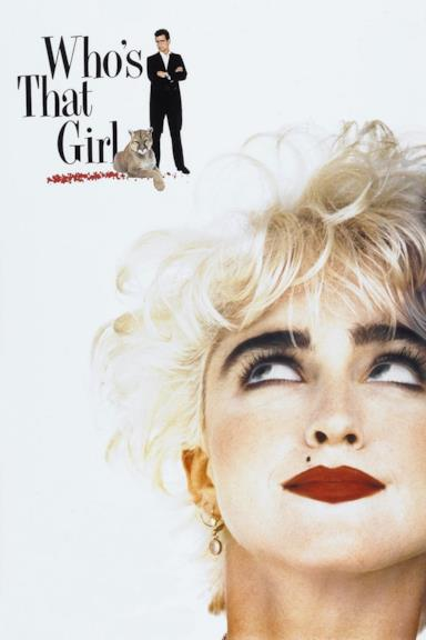 Poster Who's That Girl
