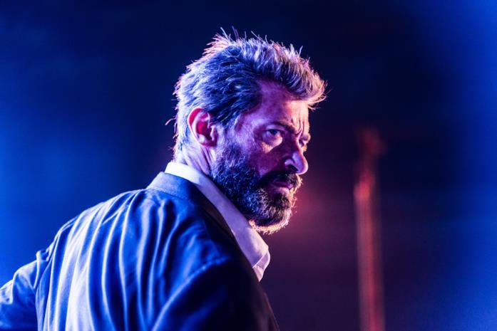 Hugh Jackman in una scena del film