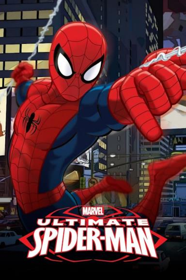 Poster Ultimate Spider-Man