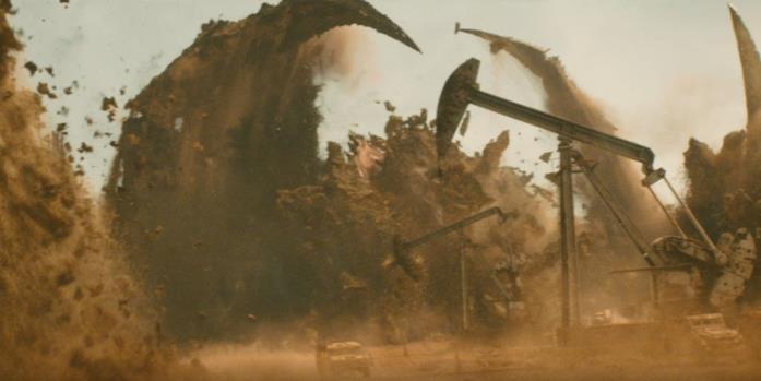 Godzilla II rumor Kumonga