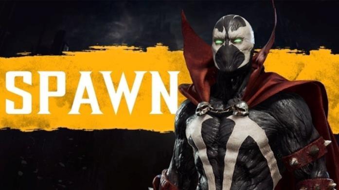 Spawn videogame
