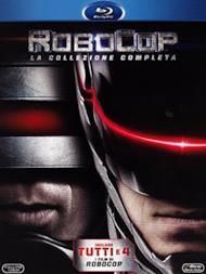 Robocop Collection (4 Blu Ray)