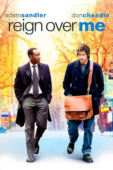 Poster Reign Over Me