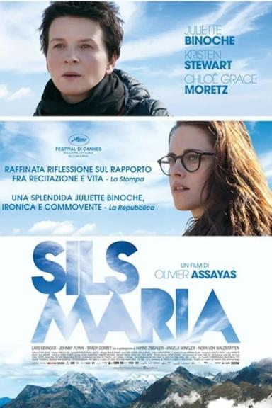 Poster Sils Maria