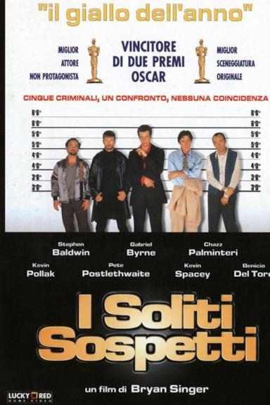 Poster I soliti sospetti