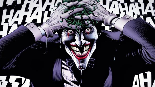 Il Joker della DC Comics