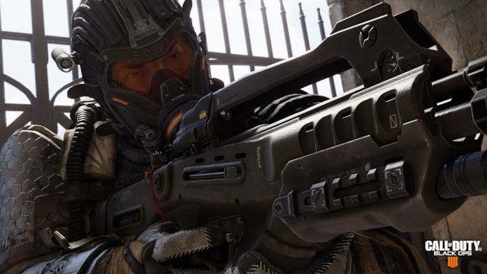 La prima immagine ufficiale di Call of Duty: Black Ops 4