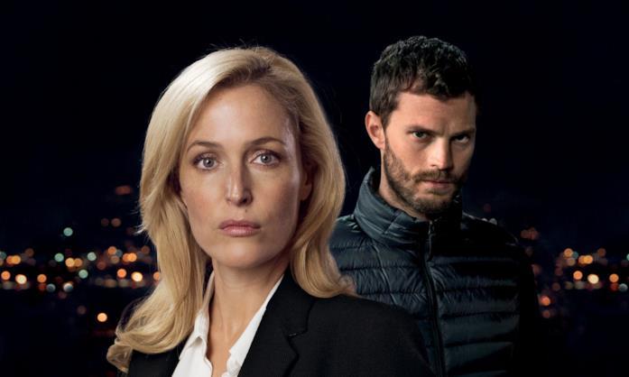 The Fall è una serie TV thriller britannica