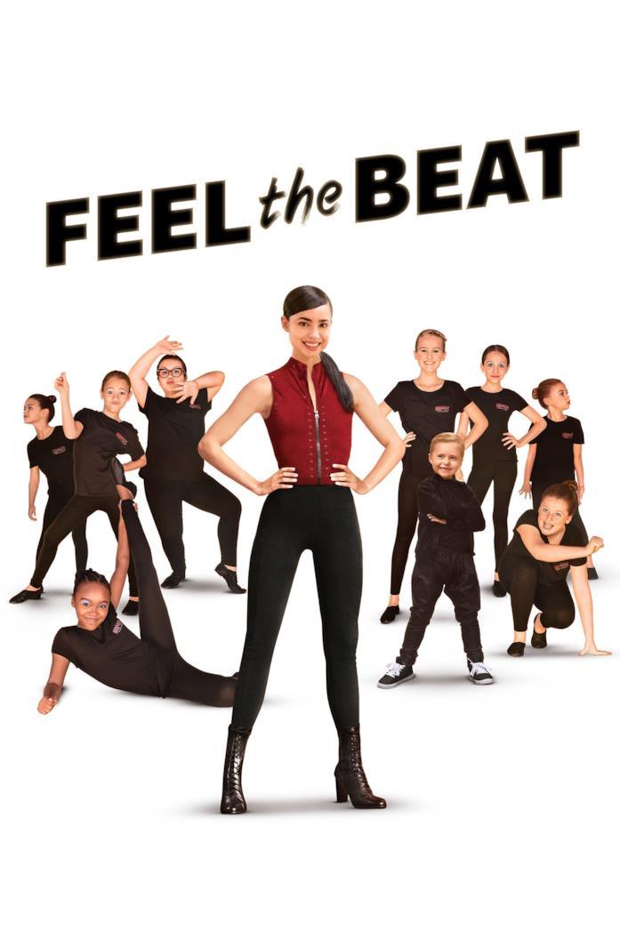 Il poster del film Feel the beat