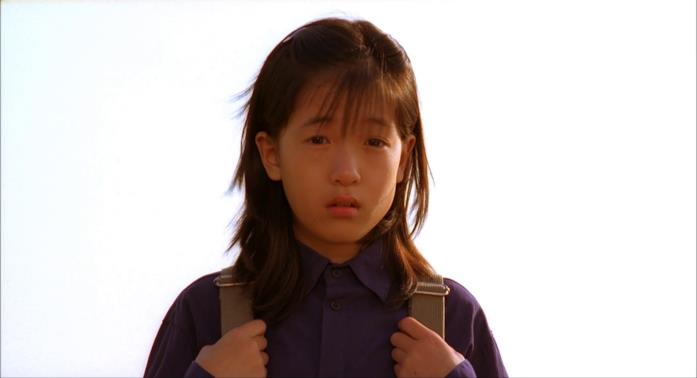 La bambina di Memorie di un assassino sconvolge la tranquillità dell'ex detective Park