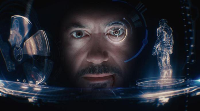 Robert Downey Jr. alle prese con JARVIS