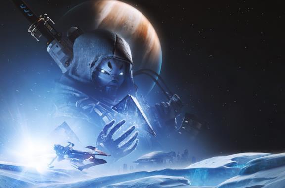 Immagine promozionale di Destiny 2: Oltre la Luce