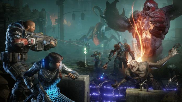 Gears of War è nato nel 2006 su Xbox 360