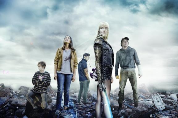 Il cast di The New Mutants