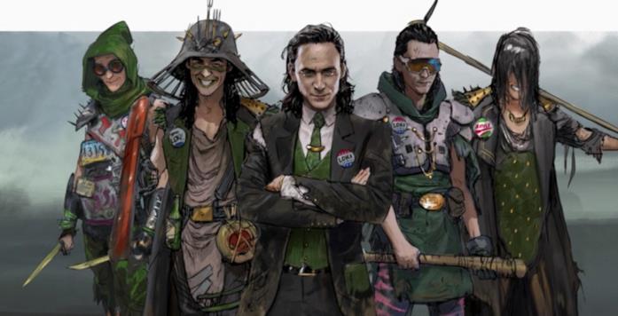 Le varianti di Loki