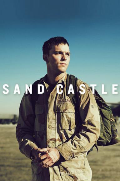 Poster Castello di sabbia