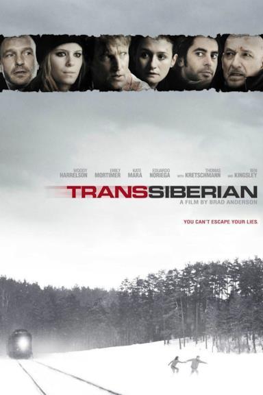 Poster TransSiberian