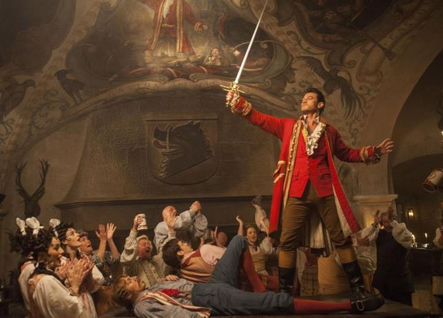 La Bella e La Bestia, Gaston alla locanda