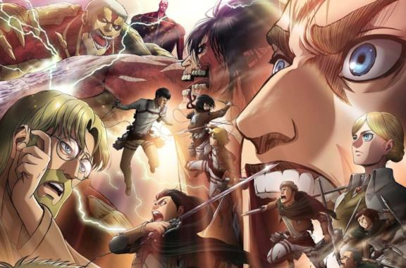 Attack on Titan quarta stagione