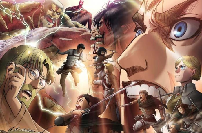 Attack on Titan quarta stagione