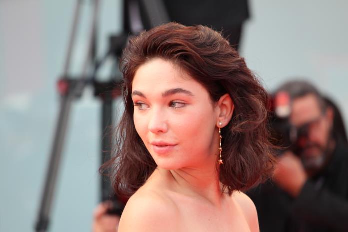 L'attrice Matilde De Angelis