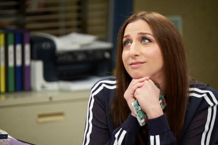 Chelsea Peretti in una scena di Brooklyn Nine-Nine