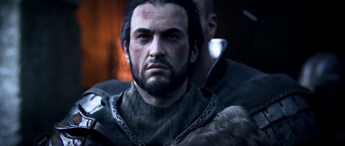 Ezio Auditore da Firenze, dalla serie Assassin's Creed