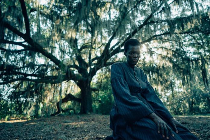Una scena di The Underground Railroad