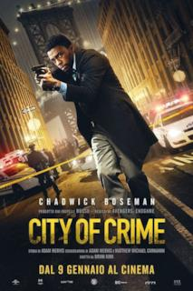 Poster City of Crime