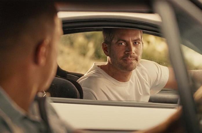 Paul Walker in Fast & Furious