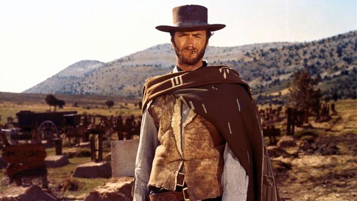 L'uomo senza nome, protagonista principale in Per un pugno di dollari