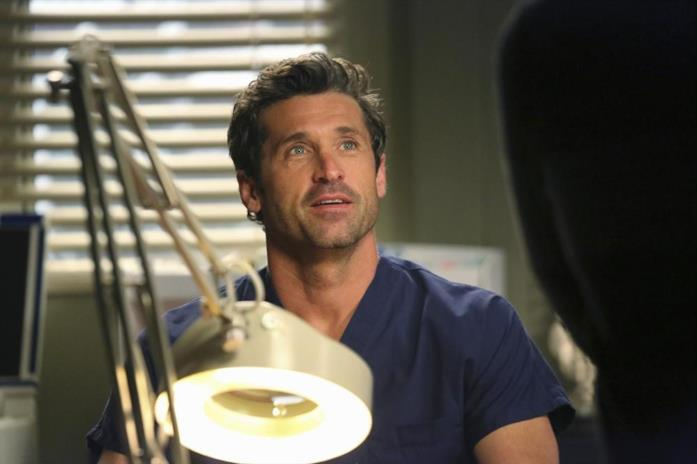 Patrick Dempsey protagonista di Grey's Anatomy