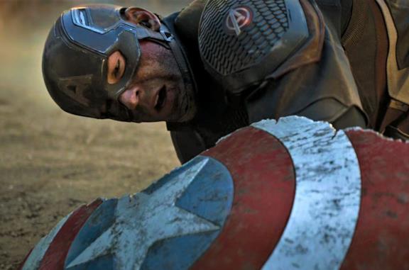 Da dove veniva lo scudo di Captain America che il vecchio Steve ha dato a Sam?