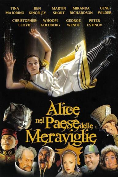Poster Alice nel paese delle meraviglie