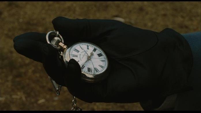 L'orologio di Vidal appartenuto al padre