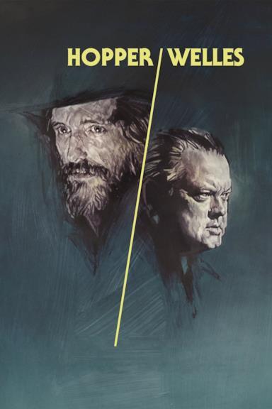 Poster Hopper/Welles