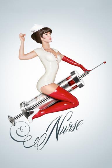 Poster Nurse - L'infermiera