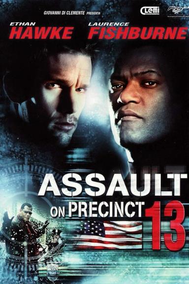 Poster Assault on Precinct 13