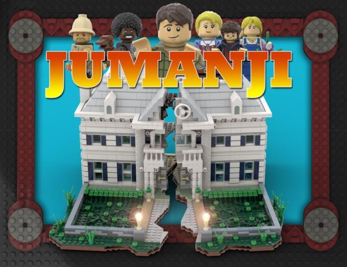 Il set LEGO Ideas Jumanji 1995 ha ottenuto la luce verde