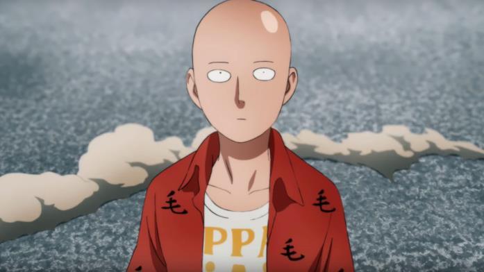 Saitama, protagonista di One Punch Man