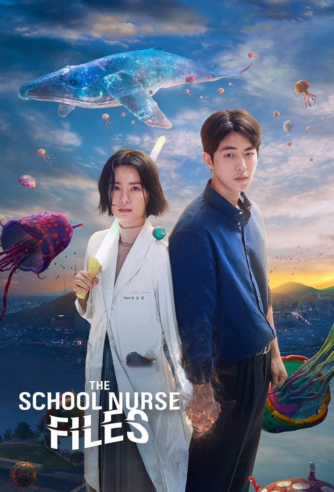 Il cast di The School Nurse Files