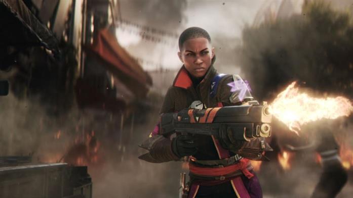 Ikora in azione nel primo trailer di Destiny 2