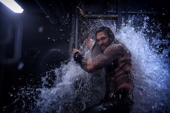 Il supereroe Aquaman tornerà nel sequel