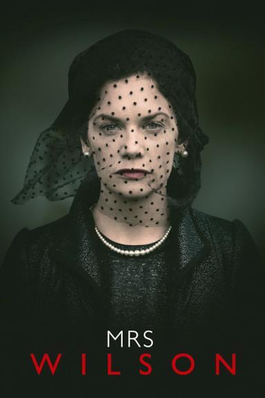 Poster Mrs Wilson