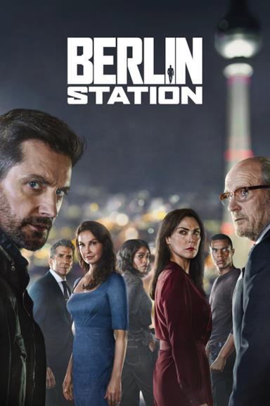 Poster Berlin Station