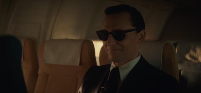 Loki come Cooper