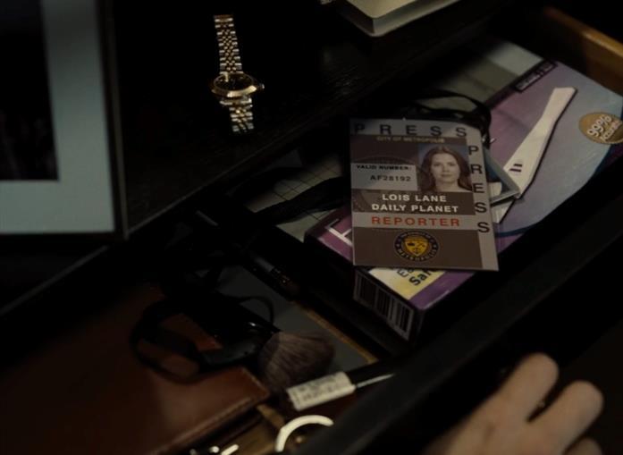 Il test di gravidanza nel cassetto di Lois