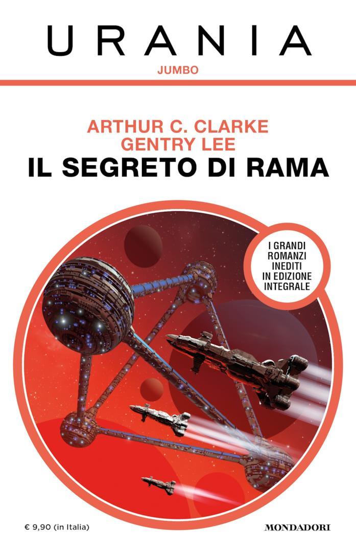 Mondadori pubblica Il Segreto di Rama