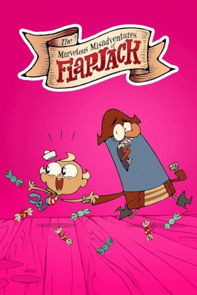 Poster Le meravigliose disavventure di Flapjack