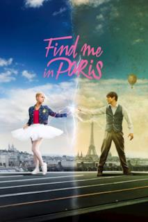 Poster Find Me in Paris